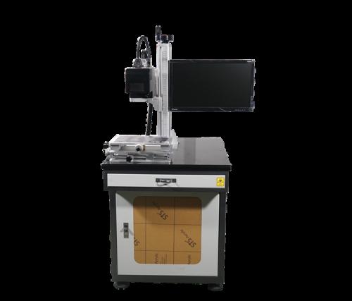 3D激光动态聚焦打标机